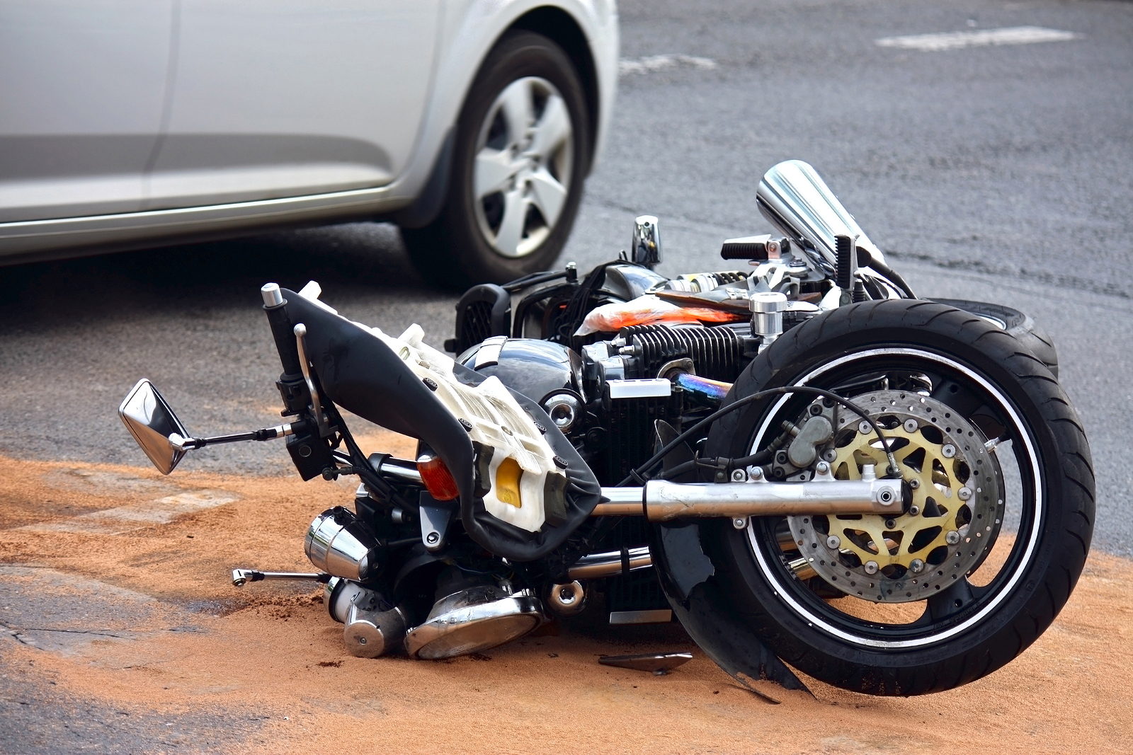Motorcycle Accident Lawyer Lexington KY | Roberts Law Office