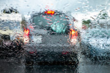 Accidents in Rain and Bad Weather