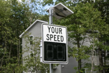 Speed Feedback Signs in Lexington